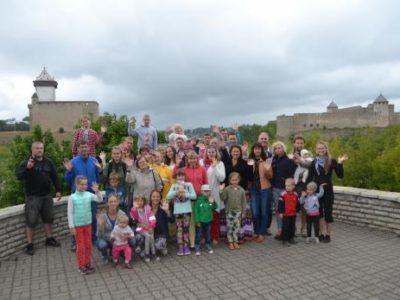 ETS-i suvepäevad toimusid Narvas