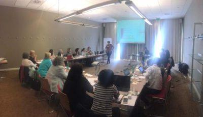 AOECS-i liikmesseltside kohtumine Milanos
